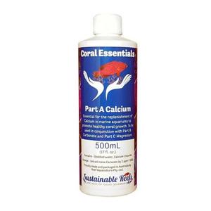 Coral Essentials Coral Essentials Calcium Part A 500ml