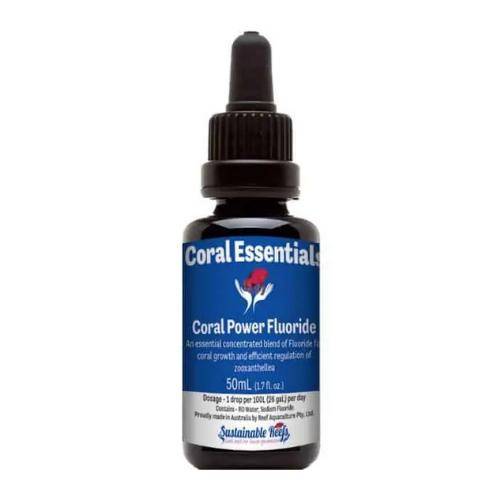 Coral Essentials Coral Essentials Coral Power Fluoride 50ml