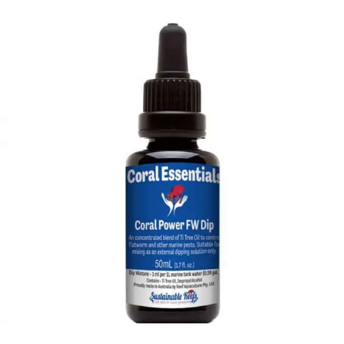 Coral Essentials Coral Essentials Coral Power F/W Dip 50ml