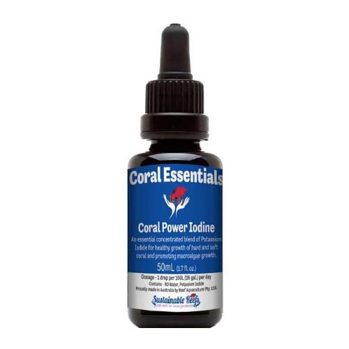 Coral Essentials Coral Essentials Coral Power Iodine 50ml