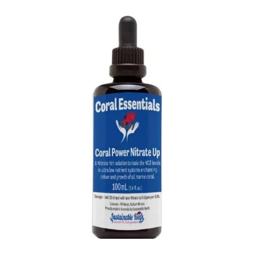 Coral Essentials Coral Essentials Coral Power Nitrate Up 100ml