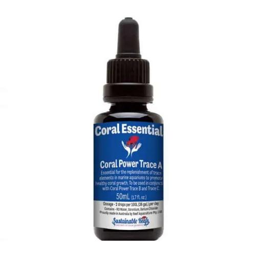 Coral Essentials Coral Essentials Coral Power Trace A 50ml