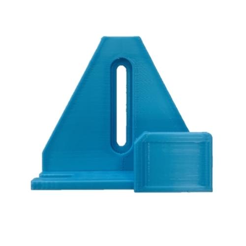 Vivid Vivid Apex Display Mount Aqua Blue