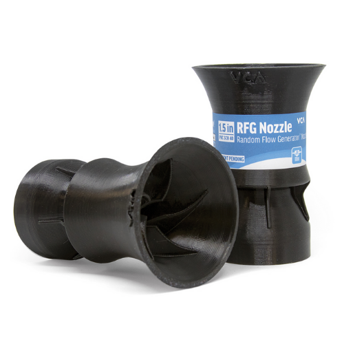 Vivid Vivid 1.5in RFG Nozzle w/ 1.5in Slip-Fit Fitting