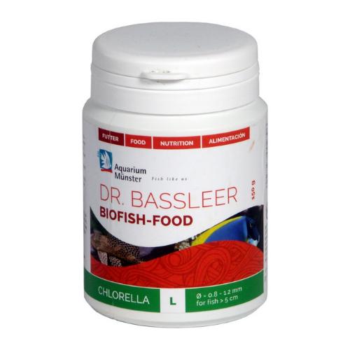 Bassleer Biofish Bassleer Biofish Chlorella L 60g