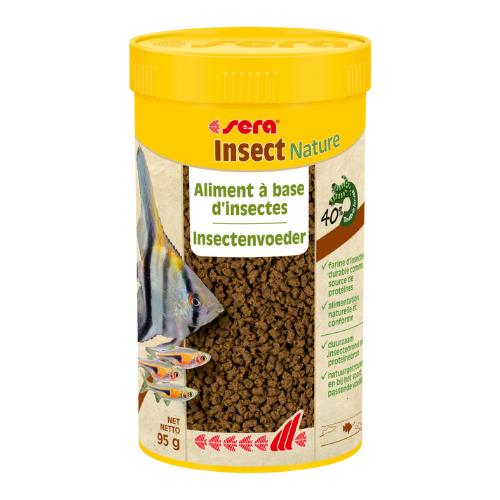Sera Sera Insect Nature 250ml