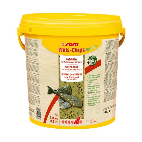 Sera Sera Wels-Chips Nature 3.8 kg