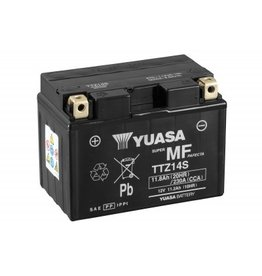 Yuasa #Battery Yuasa TTZ14s - Upgrade battery for V-Twin models (All RSV / Tuono / Falco / Caponord)