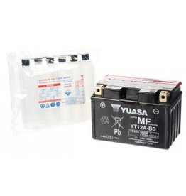 Yuasa Battery Yuasa YT12A- BS Tuono/ RSV V4 2009-18