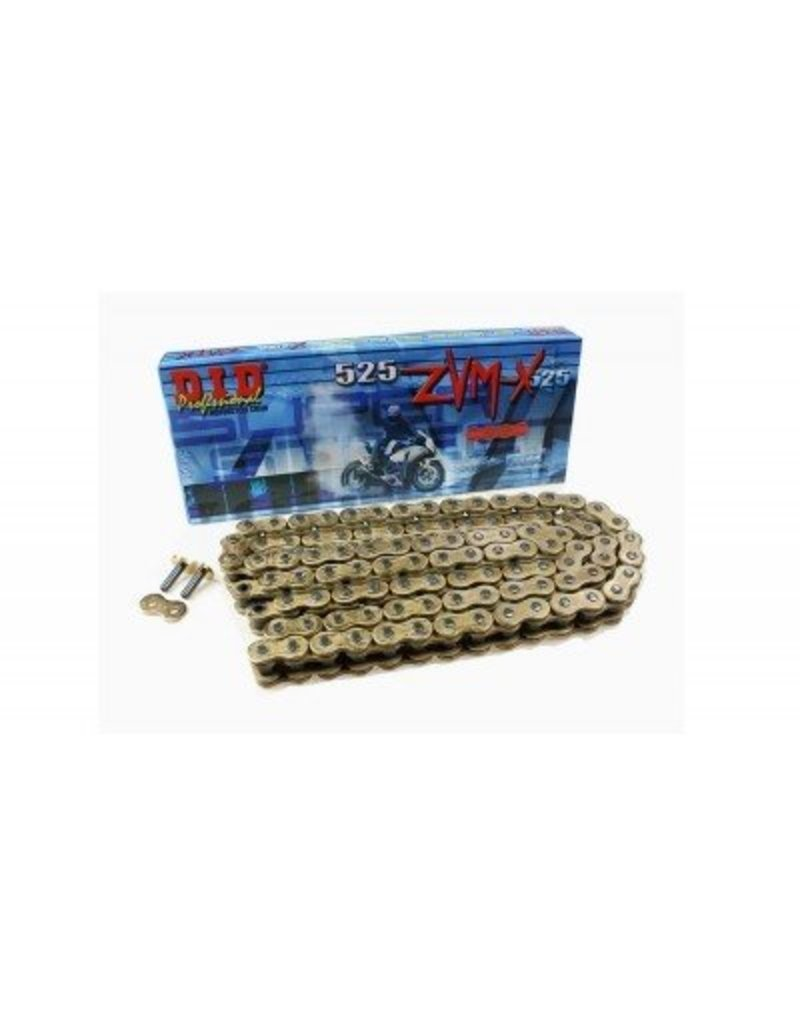 D.I.D #DID ZVM-X 525 Pitch x 110 Link Chain