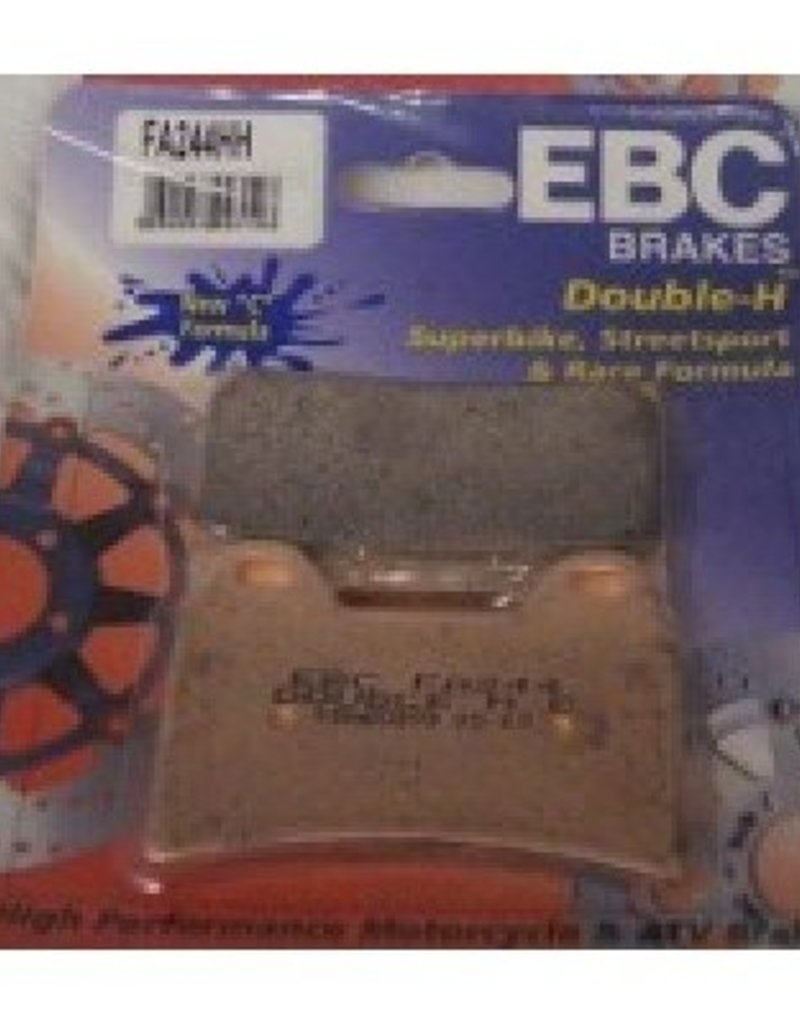 EBC Brakes Brake Pads Front SBS 2 Pad (FA244HH)