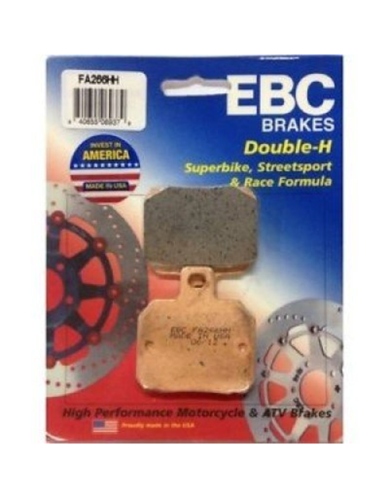 EBC Brakes Brake Pads Rear FA266HH (Fits All RSV Tuono Falco & Various V4 models)