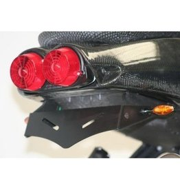 R&G R&G Tail Tidy RSV 01-03 / Tuono up to 05 LP0053BK