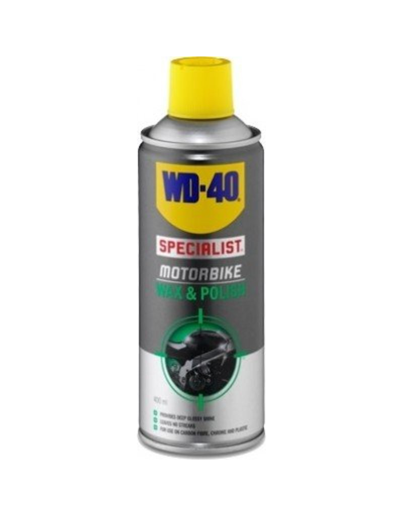 WD-40 #WD40 Wax and Polish 400ml