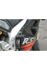 R&G #R&G Crash Protection Lowers Bungs Classic (RSV 98' - 03' Tuono 03' - 05') CP0003BL