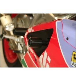R&G #R&G Crash Protection Uppers Bungs Classic (RSV 04' Onwards) CP0107BL