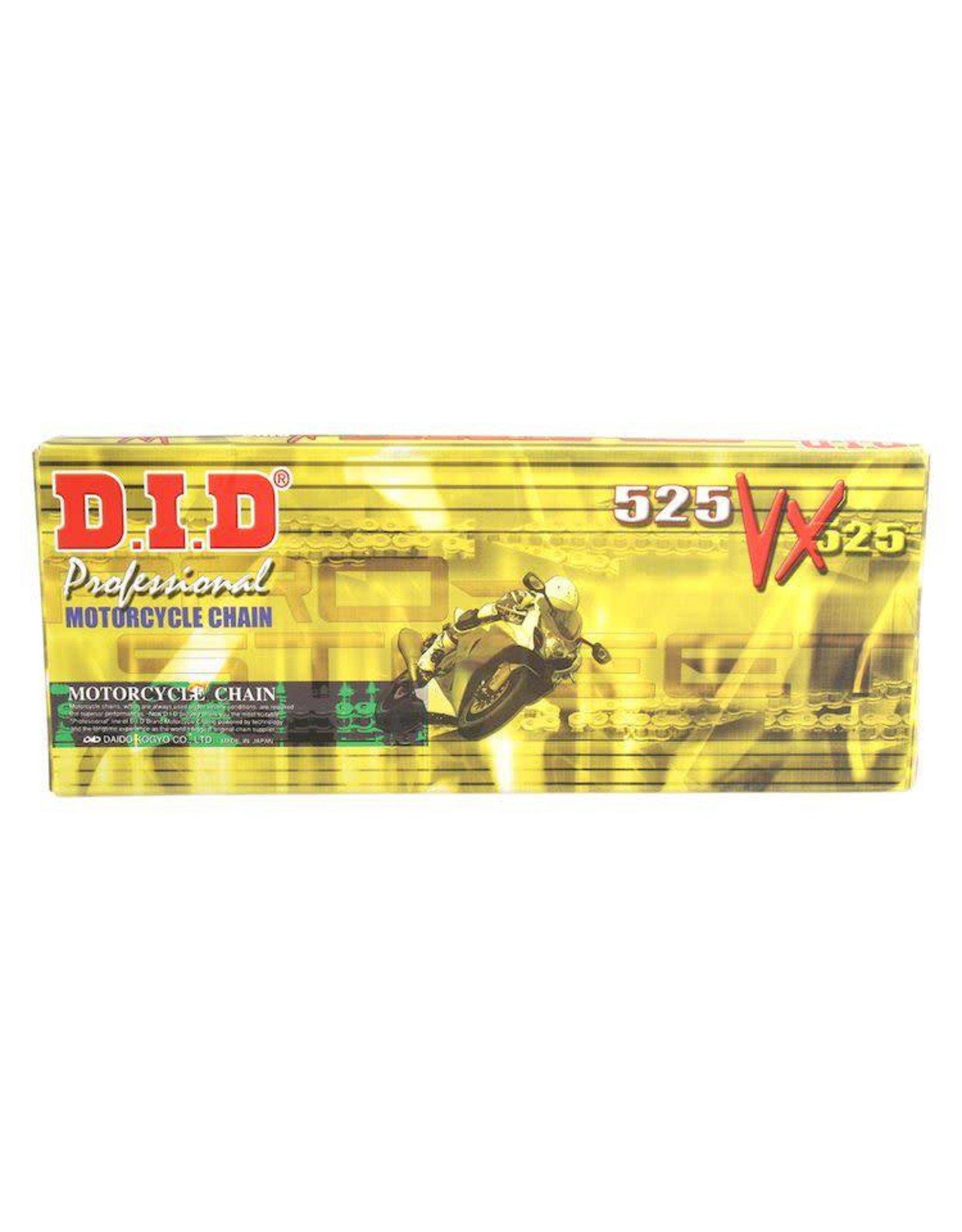 D.I.D DID Chain  VXGB 525 pitch 110 links