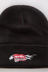 Aprilia Performance Aprilia performance beanie folded fit Black