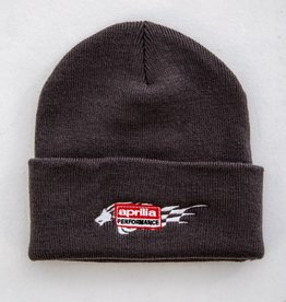 Aprilia Performance Aprilia performance beanie Folded fit Grey