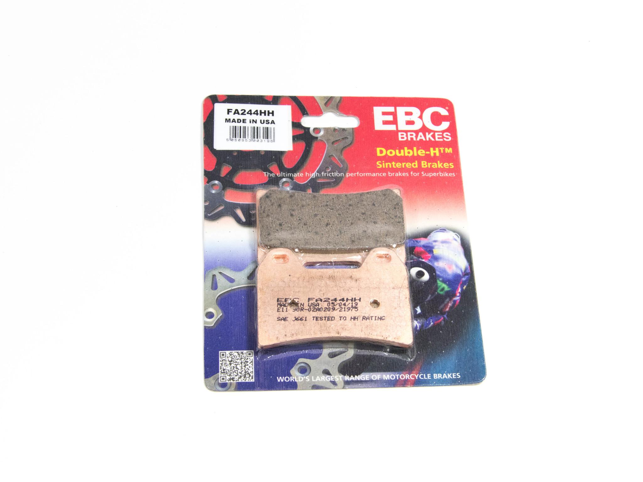 APRILIA RSV TUONO 1000 FRONT EBC HH BRAKE DISC PADS