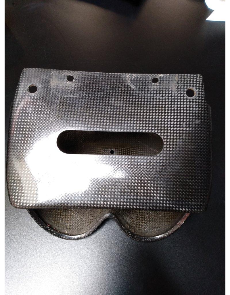 rsv 01-02 rear carbon light cover
