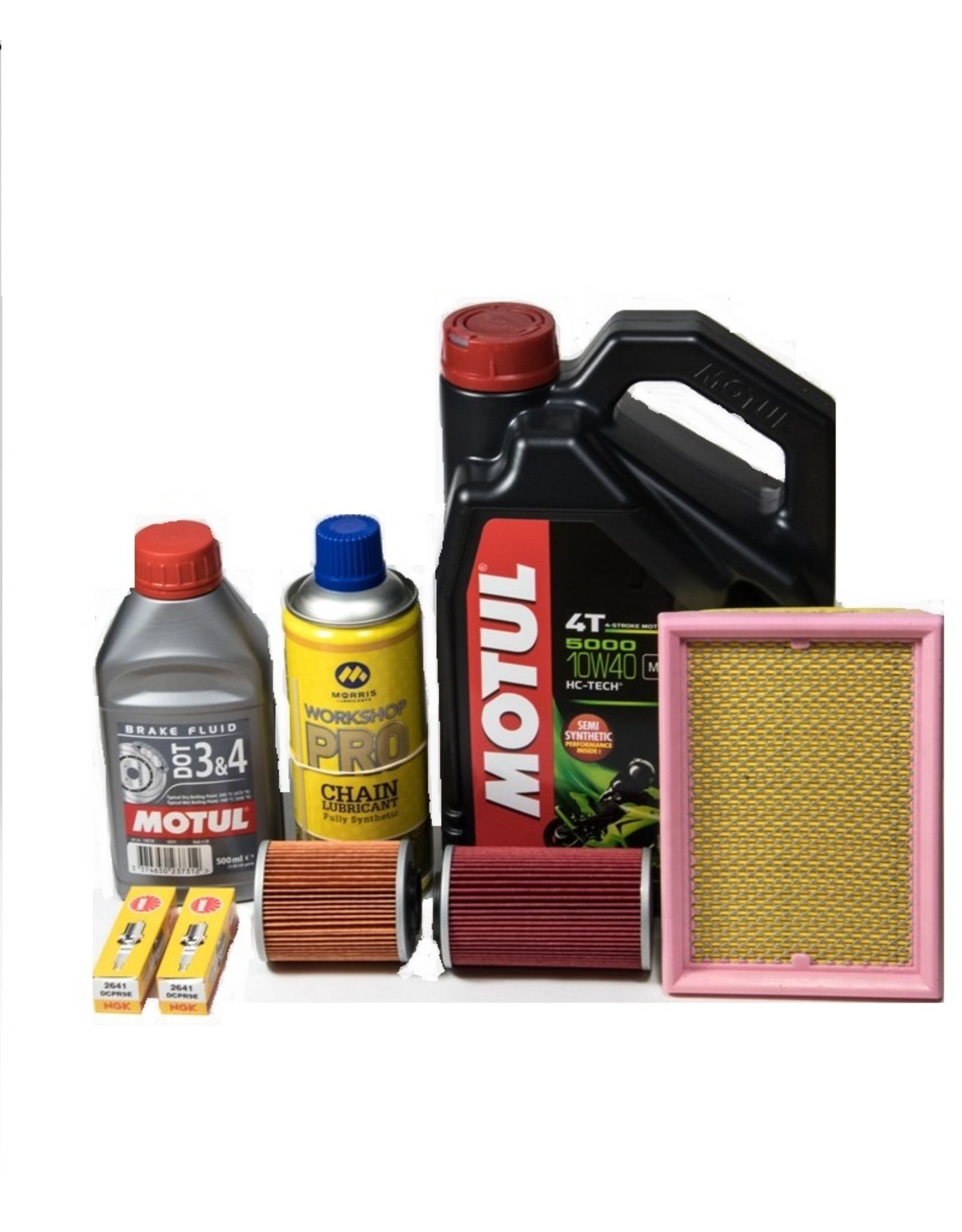AP workshops Service Kit (RSV/Tuono) Gen 2