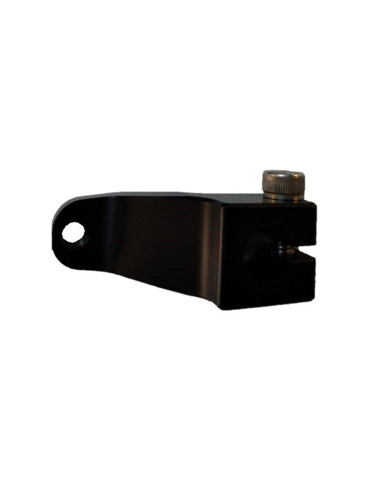 AP workshops rearset spline bracket black