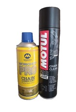 chain clean & lube combo