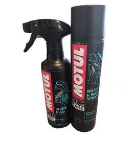 Motul motul wash & shine combo