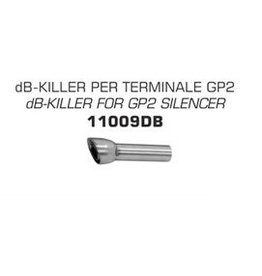 Arrow db killer gp2 silencer 09-13