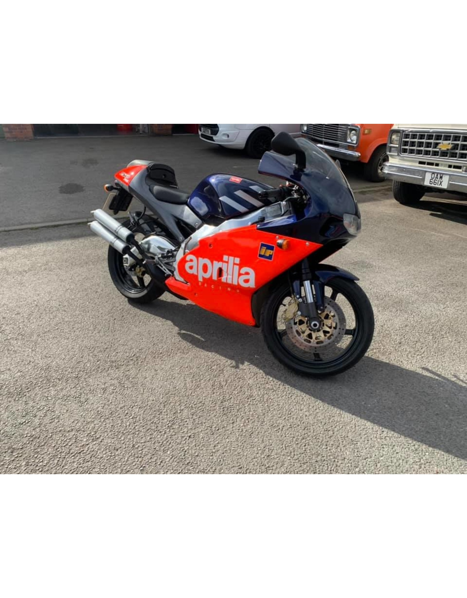 Aprilia RS250