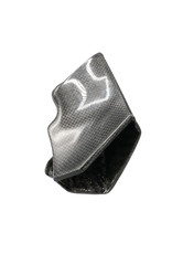 Aprilia Gen 1 Tuono Carbon Air Scoop , Genuine Aprilia , Left Hand Side