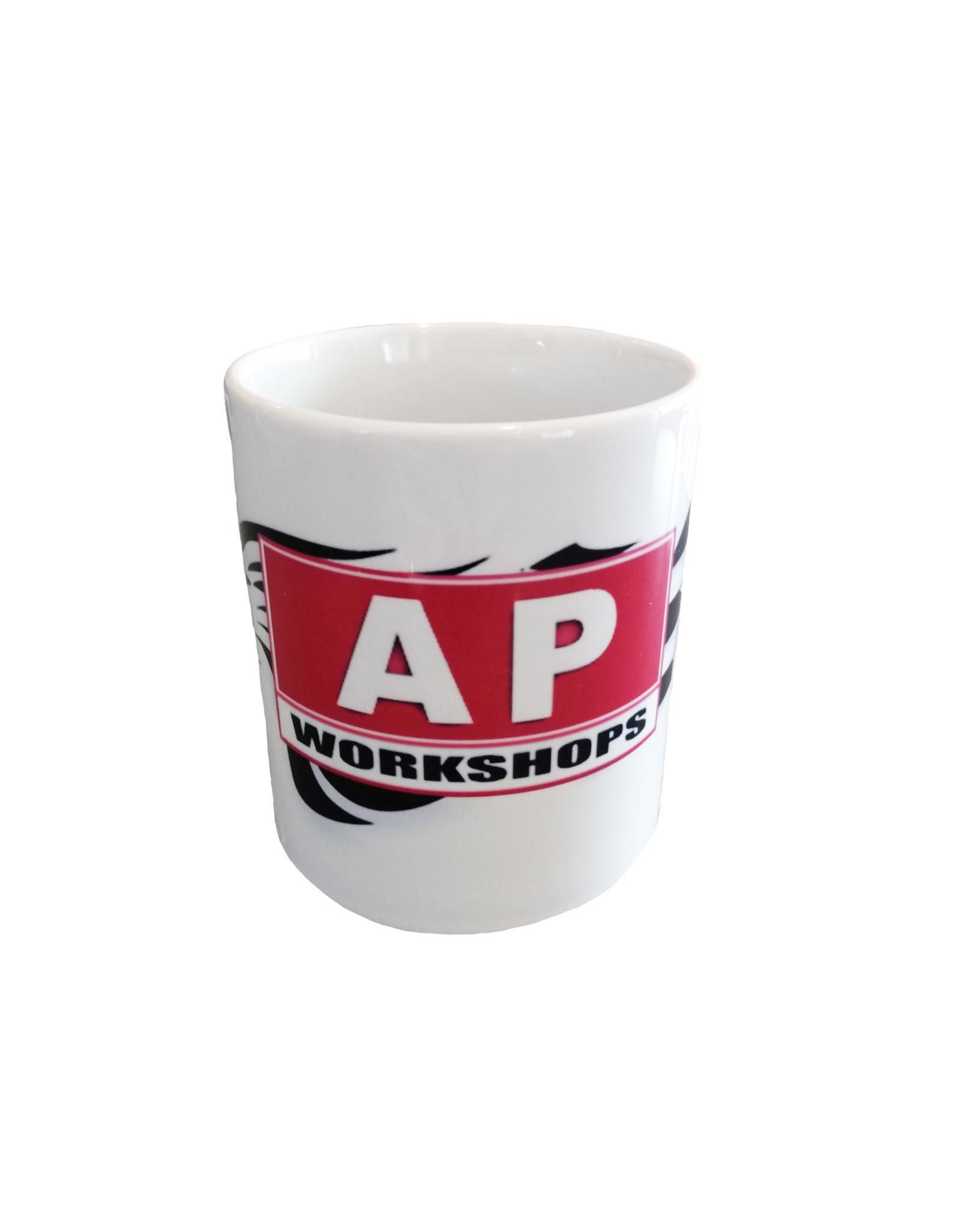 AP workshops AP workshop mug
