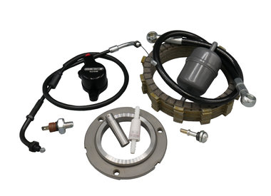 Engine, Clutch, Fuel, Cables & Fittings