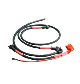 Uprated Battery Cable Kit (Gen2 RSV/Tuono & Falco)