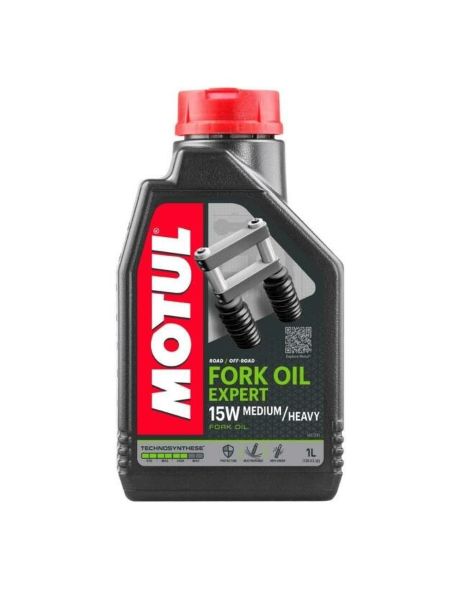 Motul Motul Fork Oil Expert 15W Medium/Heavy 1Ltr