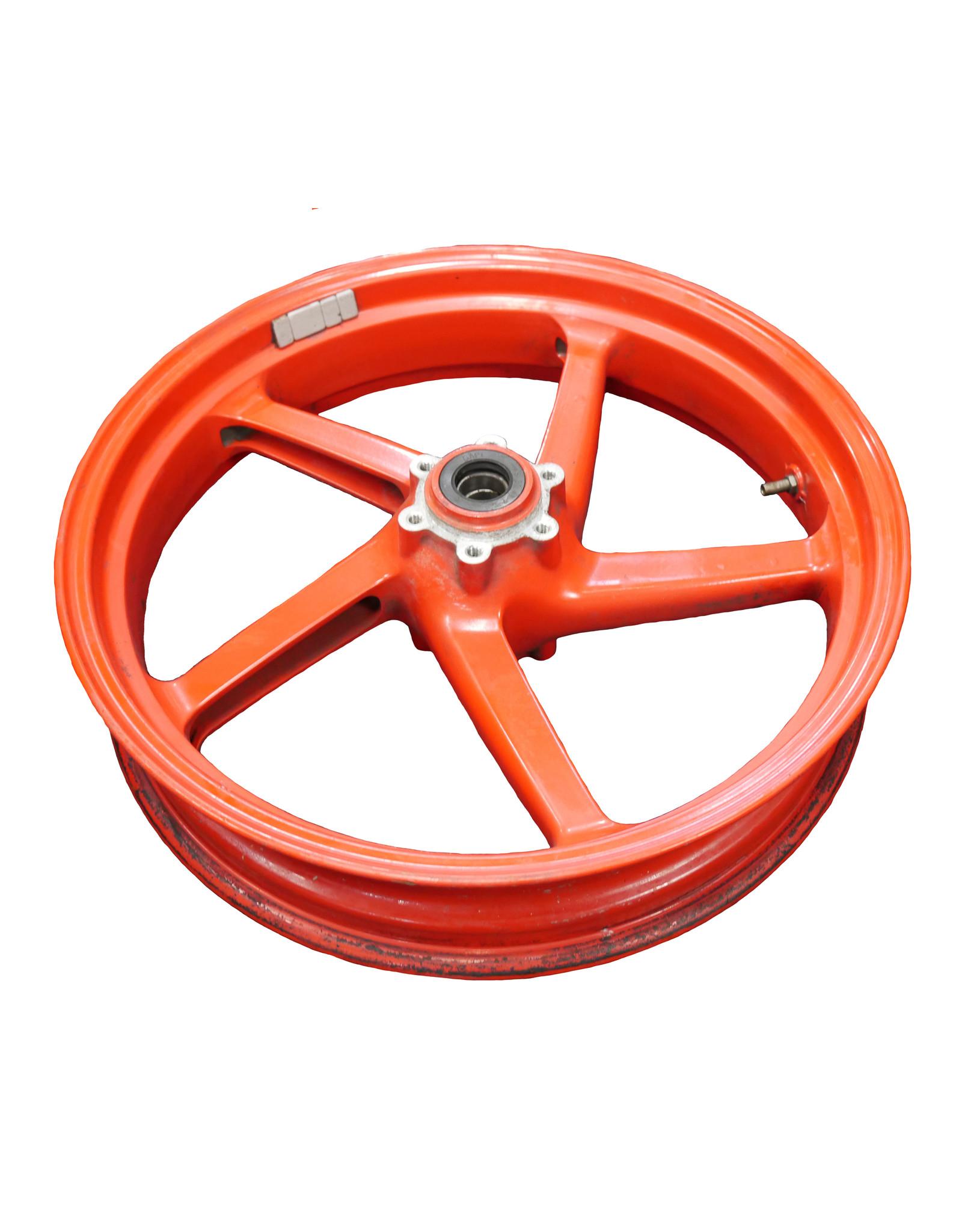 Aprilia Gen 1 RSV/Tuono , Gen 2 04 RSVR Wheels