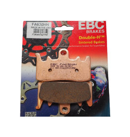 EBC Brakes Front Brake Pads FA630HH (To Fit Caponord 1200 13-17/ V4 Tuono ABS 13-16