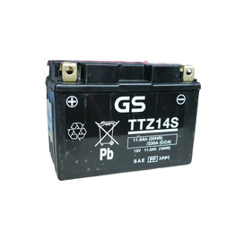 GS TTZ14S , V-Twin Upgrade Battery