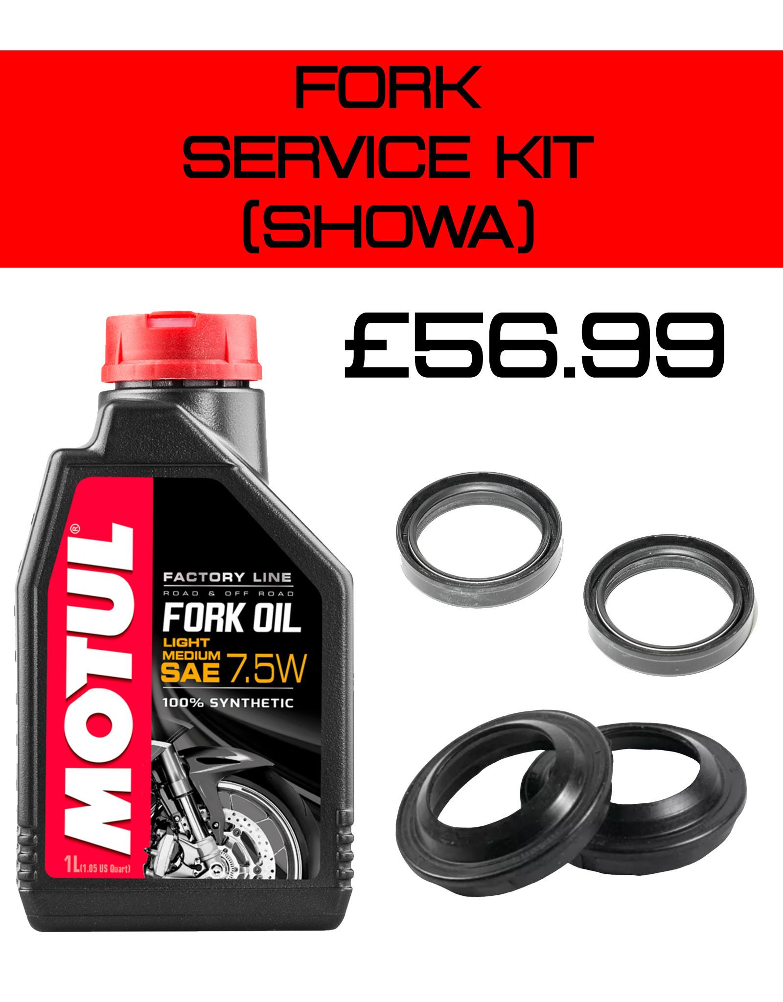 showa fork service kit
