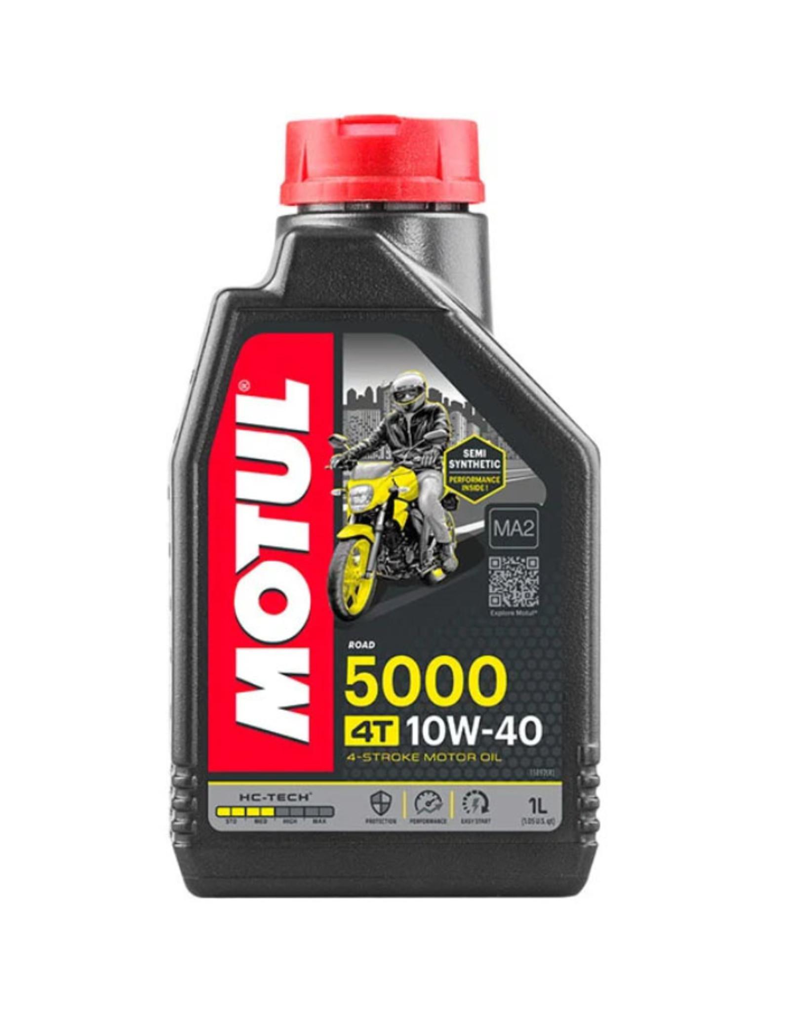 Motul 10W40 5000 - 1 litre