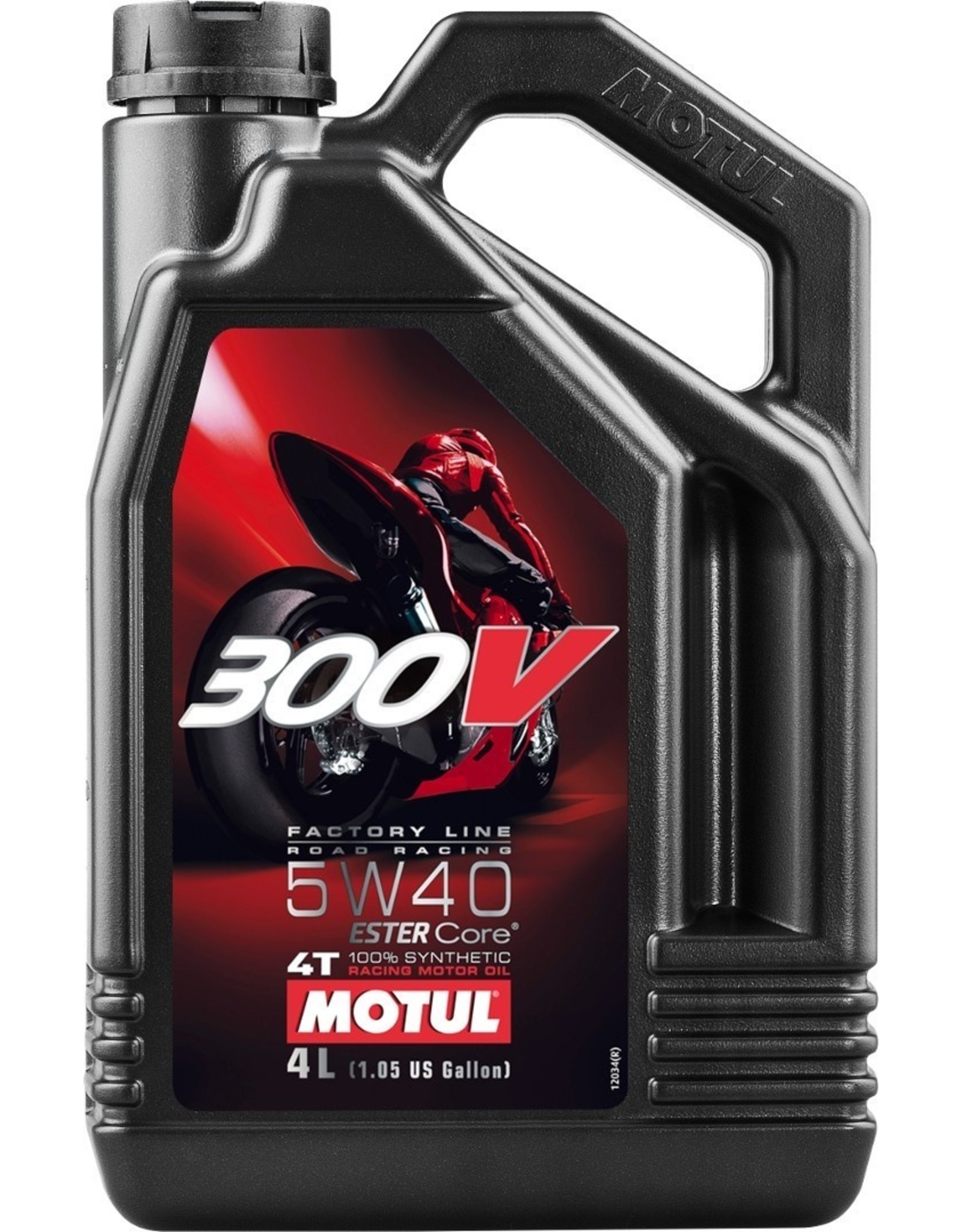 Motul Oil Motul 5W40 4 Litres (v4)