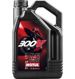 Motul Motul oil 5W40 300v 4L (v4)