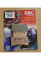 EBC Brake Pads FA432HH Dorso 750 abs, shiver 750  / 900 abs