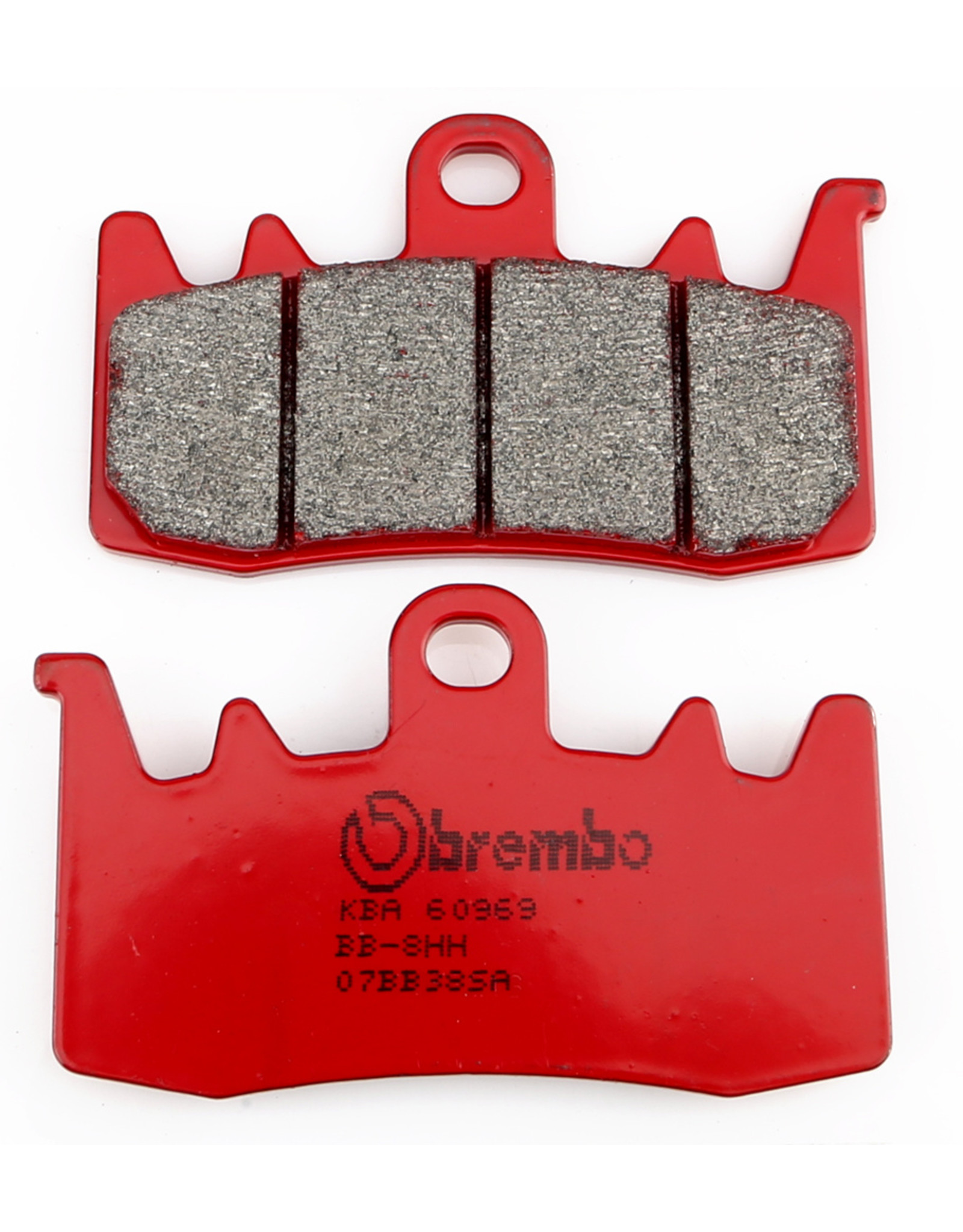 Brembo Front Brake Pads Caponord 1200 13/19 and Tuono ABS 13/16