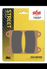 SBS Front Pads 706sp