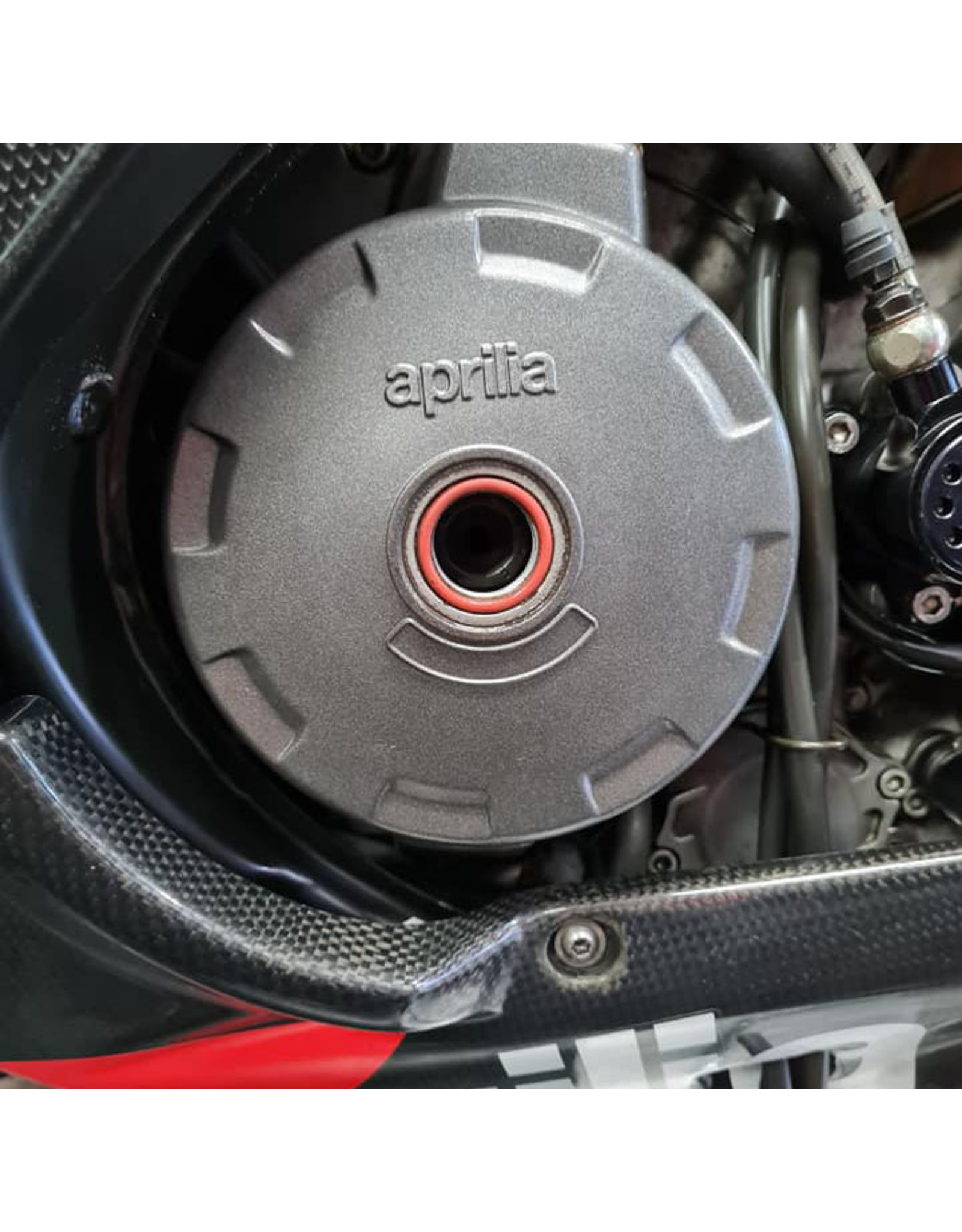 Aprilia Stator Case Plug 2R000528