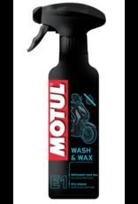 Motul Motul wash & wax spray