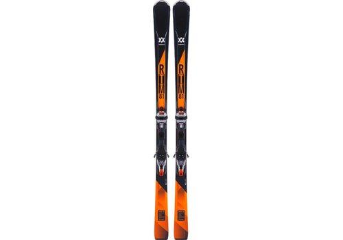 VOLKL Volkl Rtm 81 Ski + Ipt Wr Xl 12 Tcx Binding