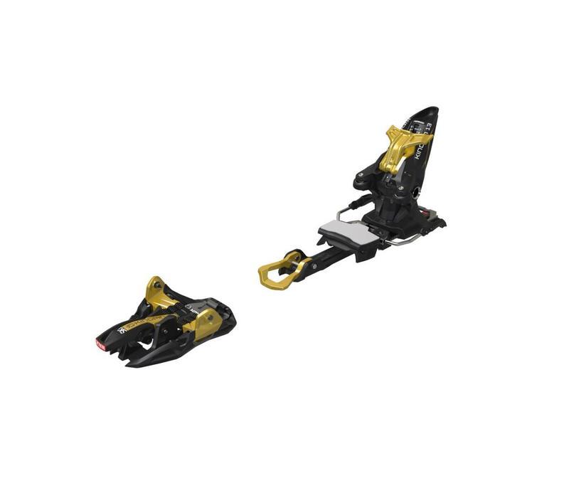 Marker Kingpin 13 Black/Gold